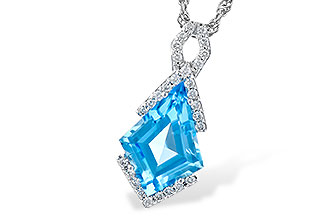 C300-38554: NECK 2.40 BLUE TOPAZ 2.53 TGW